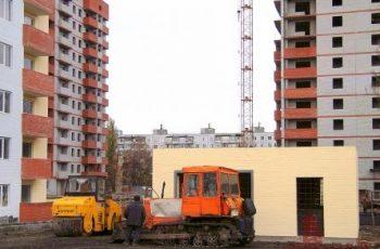 Новости строительства ж/д по пр.Тракторостроителей, 94-Б (видео)
