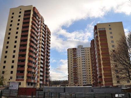 «Жилстрой-2» в 2010 году на треть увеличил объемы строительства