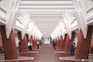 «Жилстрой-2» выступил субподрядчиком строительства станции метро «Победа»