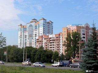 Новости строительства ЖК «Дом с ротондами» по ул.Сухумской (фото)