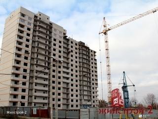 «Жилстрой-2»: новости строительства ЖК «Квартет» по пр. 50-летия ВЛКСМ, 61 (фото/видео)