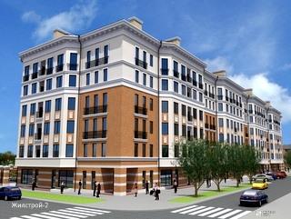 «Жилстрой-2» начал продажи квартир в жилом комплексе «На Бакулина»