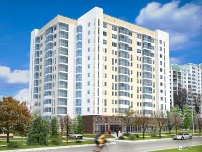 «Жилстрой-2» начал продажу квартир в жилом комплексе по пр. Маршала Жукова, 18-А