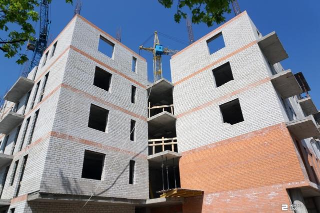 В апреле цены на первичное жилье в Харькове выросли на 2,2%