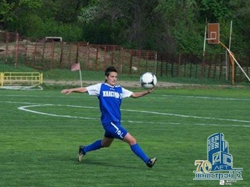 «Жилстрой-2» сыграл вничью с «Легендой» в 14-м туре Чемпионата Украины