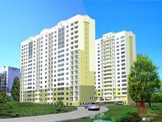 «Жилстрой-2» начал реализацию квартир гостиничного типа в ЖК «Квартет» на Салтовке