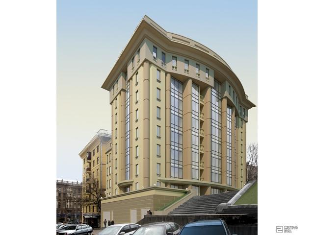 «Жилстрой-2» построит жилой дом по ул. Квитки-Основьяненко, 14
