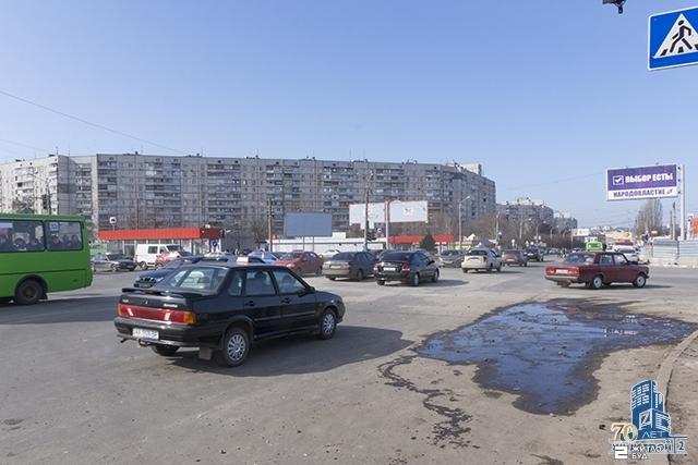 Открыто движение на перекрестке улиц Героев Труда и Академика Павлова