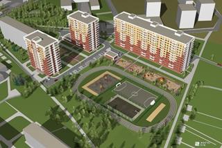 Начаты продажи квартир в 3-й секции дома №1 ЖК «Садовый»!