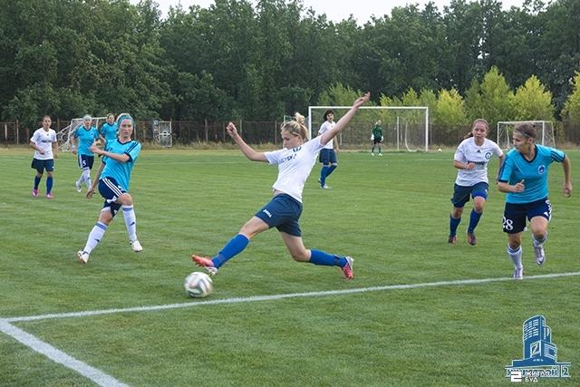 В 10-м туре Чемпионата Украины «Жилстрой-2» сыграл вничью с «Жилстрой-1»