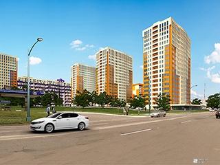 «Жилстрой-2» начинает акцию на 3-комнатные квартиры в 7-й секции ЖК «Меридиан»!