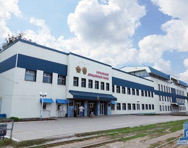 Корпуса Харьковского авиационного завода