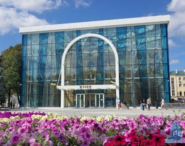 Реконструкция здания Исторического музея