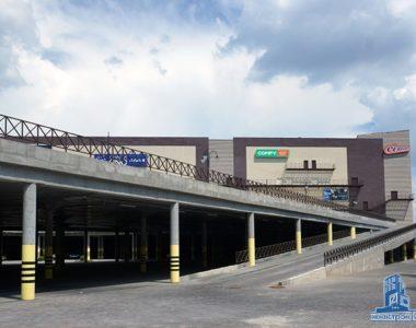 Паркинг ТРЦ «Французский бульвар»