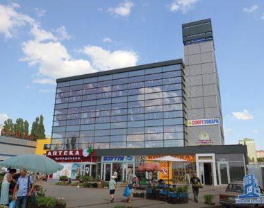 Торгово-офисный центр, ул. Академика Павлова, 160