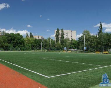 Стадион, ул. Целиноградская