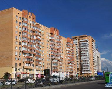Жилой комплекс, пр. Гагарина, 43