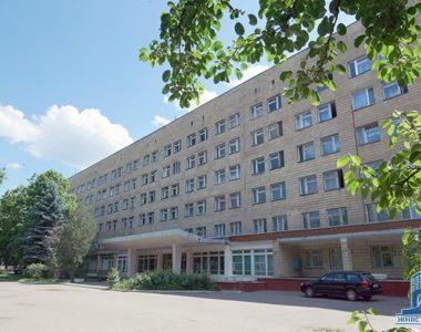 Институт охраны здоровья детей и подростков АМН Украины (Охмадет), пр. Юбилейный, 52-А, 1973 г.