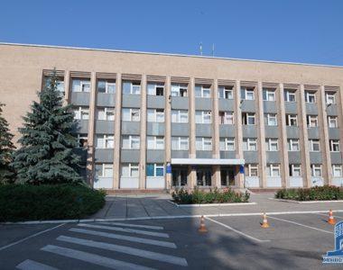 Здание Дзержинской райадминистрации, пр. Ленина, 17-А, 1974 г.