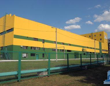 Здание чаеразвесочной фабрики «Ахмад чай», ул. Роганская, 165, 1999 г.