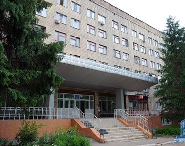 Областная детская клиническая больница №1, ул. Клочковская, 337-А, 1976 г.