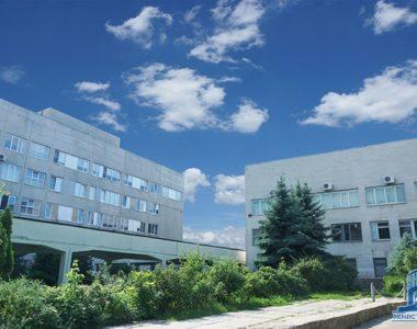 Институт терапии имени Л.Т. Малой АМН Украины, пр. Постышева, 2-А, 1985 г.
