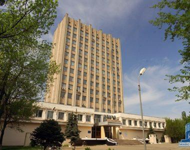 Харьковский государственный университет питания и торговли, ул. Клочковская, 333, 1987 г.