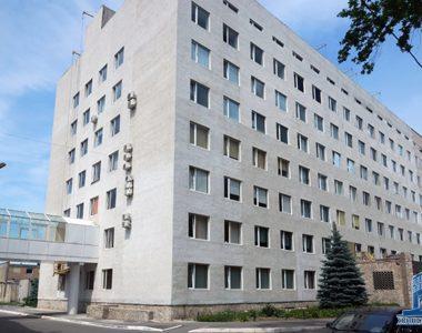 Городская клиническая многопрофильная больница №17, пр. Московский, 195, 1988 г.