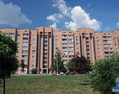 Жилой дом, пр. Гагарина, 174, 2-й корпус,1989 г.