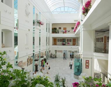 Реконструкция офиса АО «Концерн АВЭК и Ко», 2000 г.