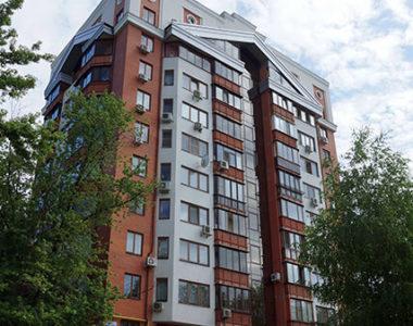 Жилой дом по ул. Р. Роллана, 15-А, 2005 г.
