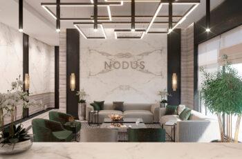 """В ЖК """"NODUS"""" завершаются фасадные и отделочные работы"""