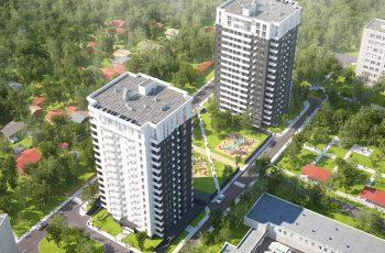 В жилом комплексе «ОДЕССКИЙ» ведутся отделочные работы