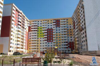 Информация для владельцев квартир в 9 и 10 секции ЖК «Меридиан»