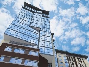 """Завершены работы по перекрытию 14 этажа первой секции ЖК """"КРИСТАЛЛ"""""""