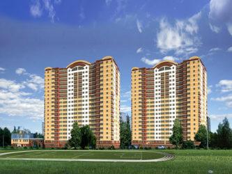 Квартиры в сданных жилых комплексах Жилстрой-2