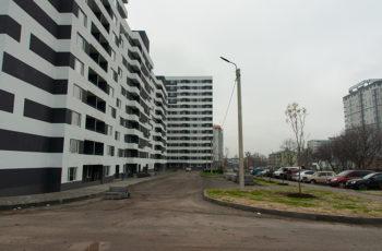 Завершено строительство секций А и А1 в первом доме ЖК «Пролісок»