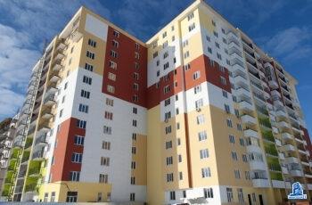 """Во второй секции ЖК """"Меридиан"""" установлено перекрытие над восьмым этажом"""
