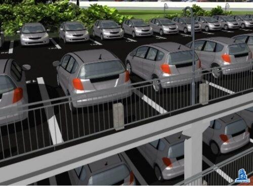 """Открыты продажи паркомест в паркинге ЖК """"Меридиан"""""""