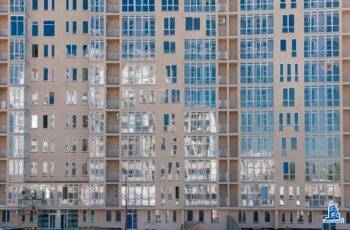 """В шестой секции ЖК """"Павловский квартал"""" завершен монтаж перекрытия над девятым этажом"""